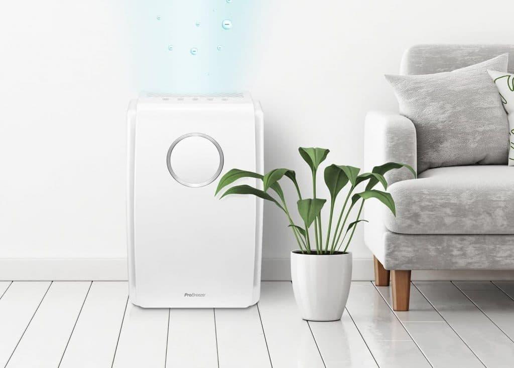 Opinión y Guía de compra de purificador de aire Pro Breeze