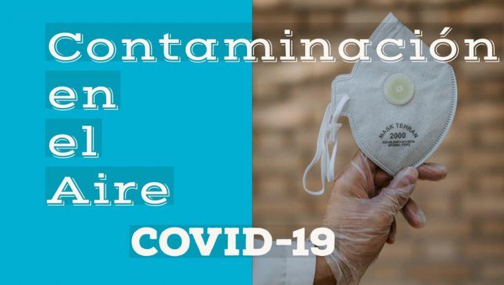 contaminación aire covid-19